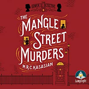 The Mangle Street Murders Hörbuch