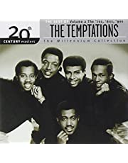 20th Century Masters Millennium Collection: Best of Temptations, Vol. 2-The '70s, 80s, 90s