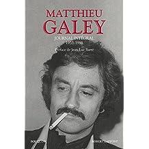 Journal intégral: 1953-1986
