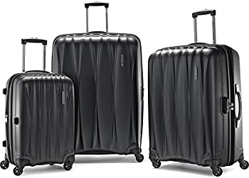 American Tourister Arona Premium Hardside 3-Piece Spinner Luggage Set