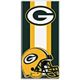 "NFL Zone Read Beach Towel, 30"" x 60"""
