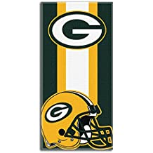 "The Northwest Company NFL Zone Read Beach Towel, 30"" x 60"""