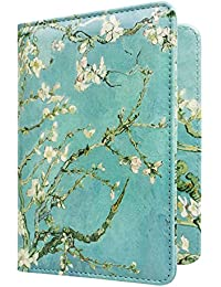 Passport Holder Cover Case Travelling Passport Cards Carrier Wallet Case