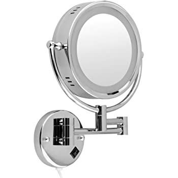 Amazon Com Penson Lighted Mirror Led Light For Cosmetic Makeup Vanity