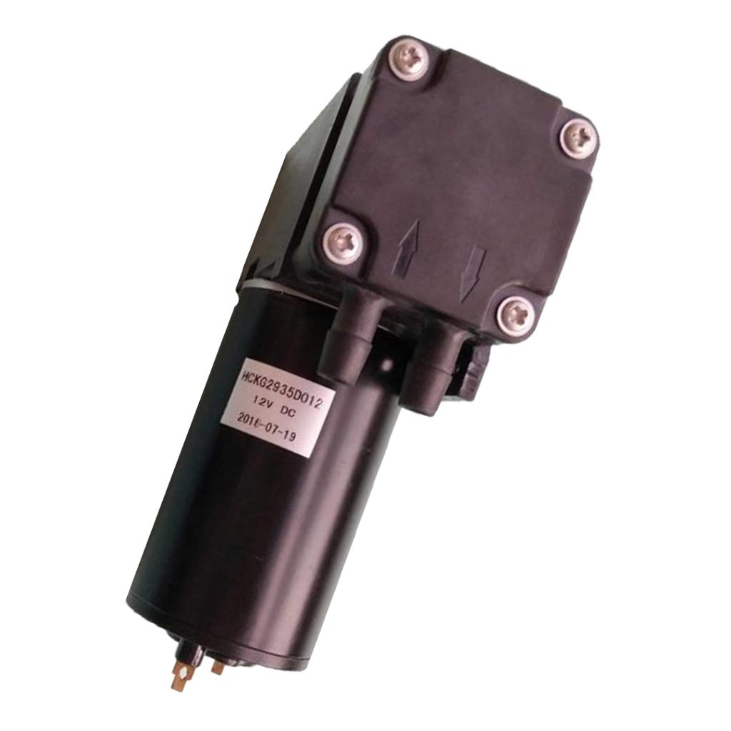B Baosity Micro Air Vacuum Pump Miniature Pump 29V 12B80R38 w High Negative Pressure Low Noise & Vibration