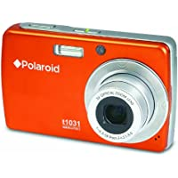 Polaroid t1031 10.0 MP Digital Still Camera with 3.0 LCD Display (Orange) Overview Review Image