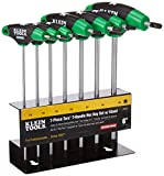 Klein Tools JTH67T TORX T-Handle Hex Key Set and