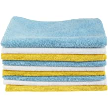 AmazonBasics Microfiber Cleaning Cloth - 144 Pack