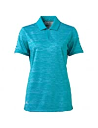 adidas Golf Women's Puremotion? Textured Pleat Sleeve Polo '14