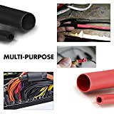 Young4us 2 Pack 3/4'' Heat Shrink Tube 3:1