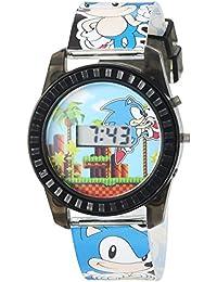 Kids' SNC4008 Digital Display Quartz Blue Watch