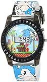Sonic the Hedgehog Kids' SNC4008 Digital Display