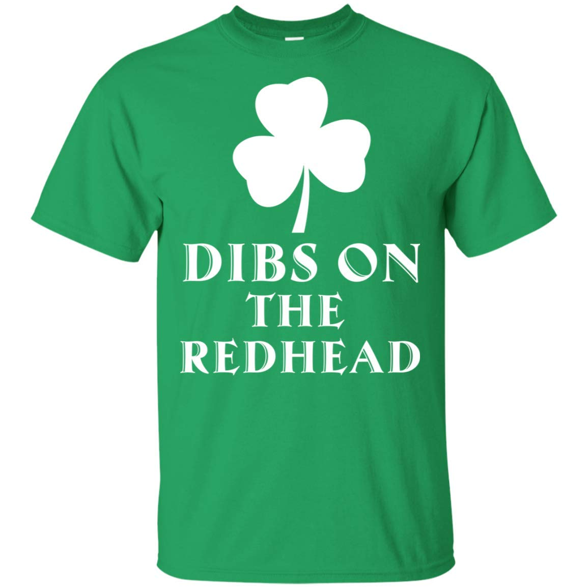 Dibs On The Redhead Tshirt For