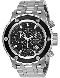 Men's Subaqua Quartz Watch with Stainless-Steel Strap, Silver, 31 (Model: 23919)