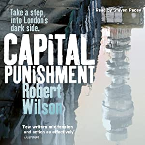 Capital Punishment Audiobook
