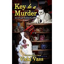 Key to a Murder: An Antique Hunters Mystery Book 4