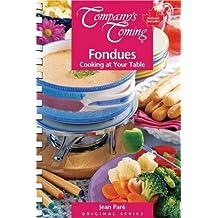 Fondues (Company's Coming)