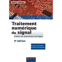 Traitement numérique du signal - 9e éd. (Sciences de l'ingénieur) (French Edition)