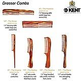 Kent 9T Pocket Comb & Hair Straightener - Wide