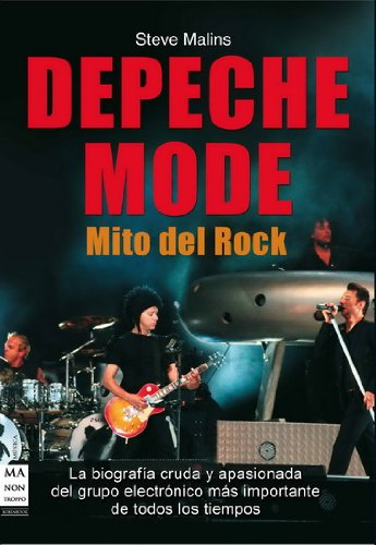 Depeche mode: Mito del rock (Musica Ma Non Troppo): Amazon.es: Malins, Steve: Libros