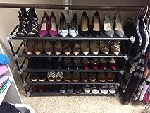 Great shoe storage!