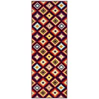 Ottomanson RNB2176-20X59 Kitchen Runner Rug,20 x 59,Multicolored