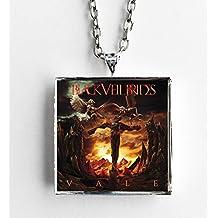 Album Cover Art Necklace - Black Veil Brides - Vale