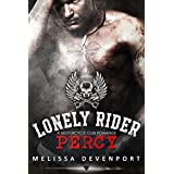 Percy: A Motorcycle Club Romance (Lonely Rider MC Book 1)