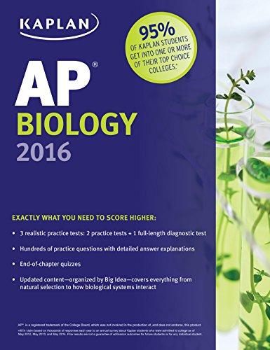 Kaplan AP Biology (2016) [Wilkes, Stabler & Metz]