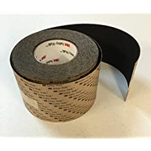 """Safe Way Traction 4"""" Wide x 10 Foot Roll of 3M 610 Series Safety-Walk Anti Slip Safety Tape Non Skid Abrasive Grit"""