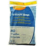 Modern Day Central Vacuum Bags 12 gal (6 Bags)