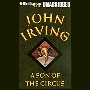 A Son of the Circus Audiobook