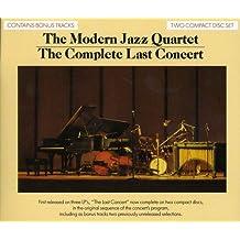 NEW Modern Jazz Quartet - Complete Last Concert (CD)