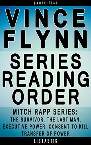 reading order of vince flynn books