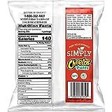Simply Cheetos Puffs White Cheddar Cheese Flavored