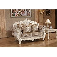 Meridian Furniture Serena Upholstered Loveseat