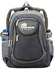 Pickleball Marketplace All-In-1 Backpack - New - Slate Blue & Grey