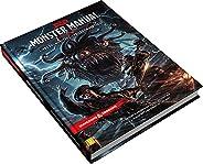 Dungeons & Dragons: Monster Manual - Livro Dos Monstros - Edição Em Portu