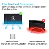 USB C to HDMI Hub Dock for Nintendo