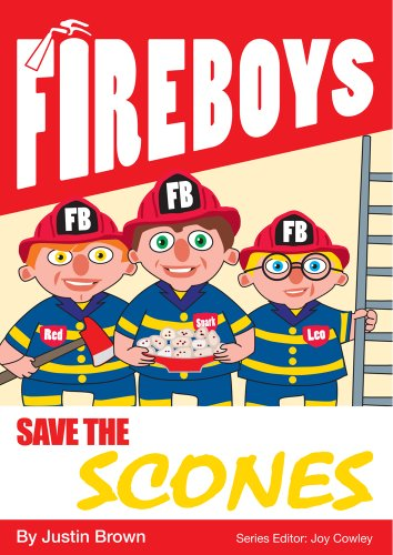 Fire Boys - Save The Scones (Childrens fiction)