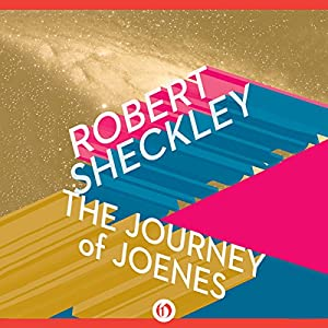 The Journey of Joenes Audiobook