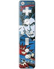 DC Comics Superman Wii Remote Controller Skin - Superman - America's Hero Vinyl Decal Skin for Your Wii Remote Controller