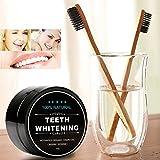 Teeth Whitening Charcoal Powder, Natural