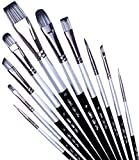 Paint Brushes Set for Acrylic Oil