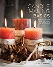 Candle Making Basics: All the Skills and Tools You Need to Get Started