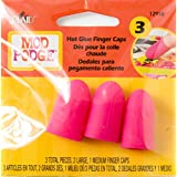Mod Podge Hot Glue Gun Finger Caps, 12958 (3-Piece)