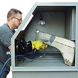 TP Tools USA 2840 Skat Blast Sandblast Sandblasting
