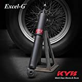 KYB 339023 Excel-G Gas Strut, Black , Silver