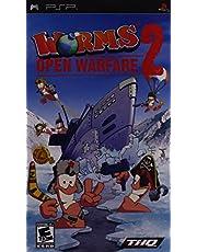 Worms 2 Open Warfare - PlayStation Portable