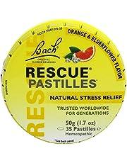 Bach Flower Remedies Rescue Pastilles, original, 1.7 Oz (50 G)